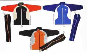JACKET MIDDLE ROCH